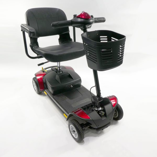 The Go-Go Elite Traveller Mobility Scooter