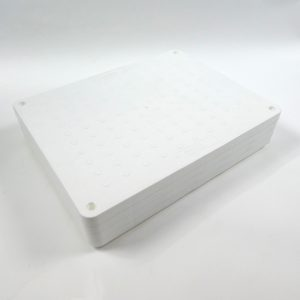 Plastic step box