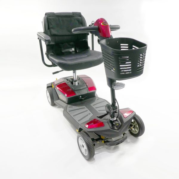 The Apex Rapid Mobility Scooter