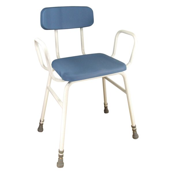 Astral Perching stool Back and Arms