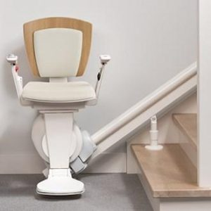 Otolift air single track stairlift