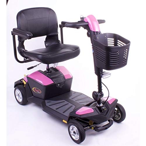 Pink Apex Mobility Scooter